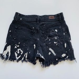 Vintage LEE Riders high waisted denim shorts